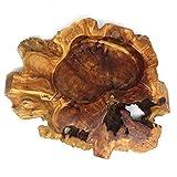 AWADUO Posacenere per tabacco fatto a mano in legno per affumicatore, vassoio per posacenere da tavolo per la decorazione di casa e ufficio, diverse forme