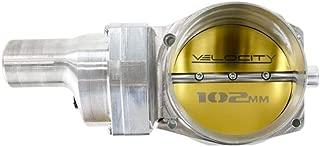 4-Bolt, TSP 81014BK Velocity 102mm Fly By Wire Billet Aluminum LS Throttle Body