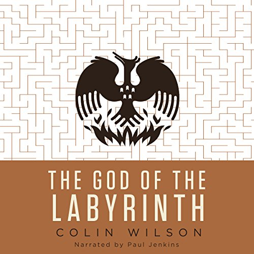 The God of the Labyrinth  By  cover art