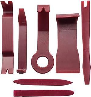 Wakauto Ferramenta de remoção de acabamento, 7 peças, painel de moldagem de remoção, conjunto de ferramentas de abertura p...