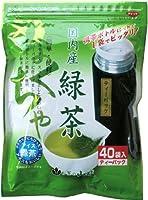 ボトルにピッタリ緑茶ティーパック 2g×40P