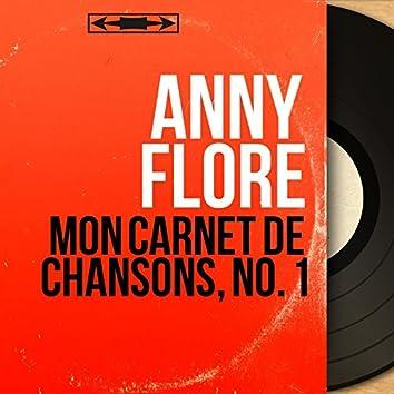 Mon carnet de chansons, no. 1 (feat. Georges Alloo et son orchestre) [Mono Version]