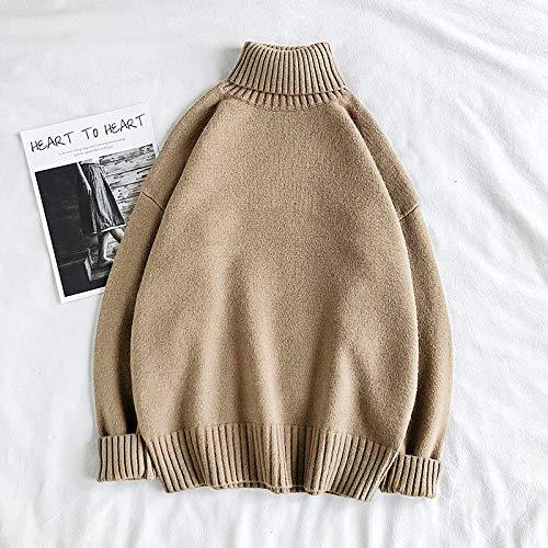 Otoño Nueva Pareja Suéteres Casuales De Los Hombres De Gran Tamaño Jerseys Moda Coreana Streetwear Mujer...