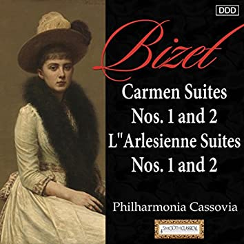 Bizet: Carmen Suites Nos. 1 and 2 - L'Arlesienne Suites Nos. 1 and 2