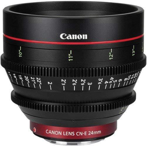 CN-E 24mm T1.5 L F Cinema Prime Lens (EF Mount)