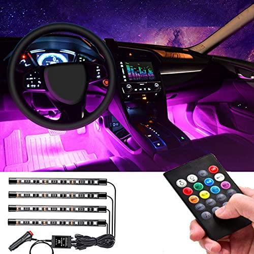 Car Interior Lights 4pcs 36 LED Car...