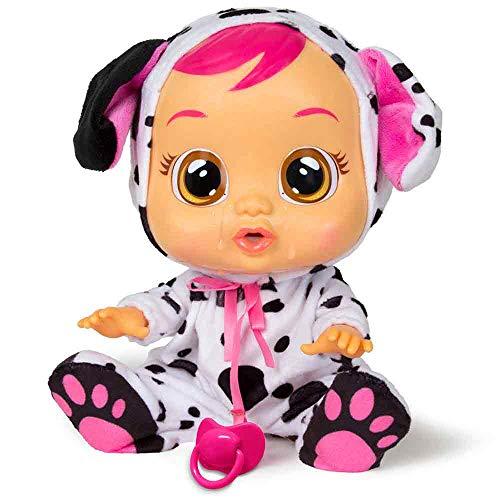 Boneca Cry Babies Dotty Multikids Rosa / Branco