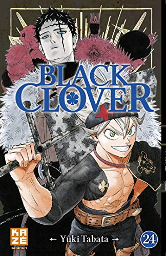 Black Clover Edition simple Tome 24