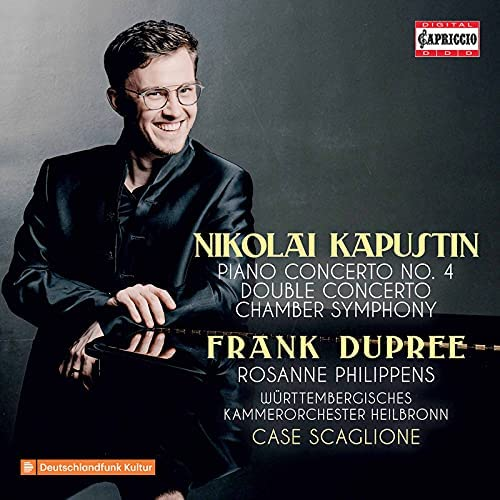 Frank Dupree, Wurttemberg Chamber Orchestra Of Heilbronn & Case Scaglione