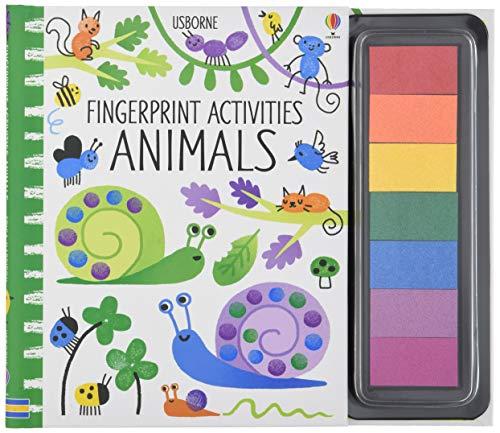 Fingerprint Activities. Animals