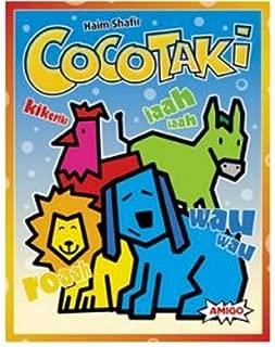Cocotaki. Kartenspiel: Für 2 - 10 Personen ab 6 Jahren