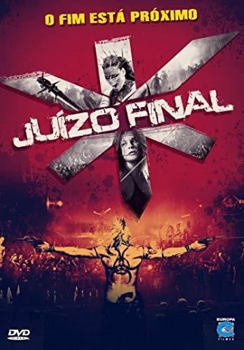 DVD Juízo Final - O Fim Está Próximo