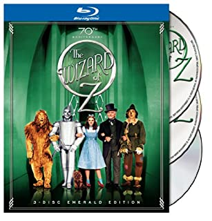 The Wizard of Oz (Three-Disc Emerald Edition) [Blu-ray] (Sous-titres français) [Import] (B002VWNIEK) | Amazon price tracker / tracking, Amazon price history charts, Amazon price watches, Amazon price drop alerts