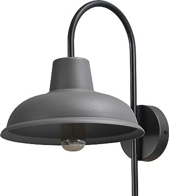 Super-héros Hôtel Lampe (l'Industrie, noir, large écran) Lampe de cuisine Luminaire d'intérieur Industrie Lampe Couloir lampe applique murale chambre