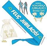 Inedit Festa Jubilació Banda de Jubilación Banda Honorífica Feliç Jubilació i Bossa setí Relax (Català)