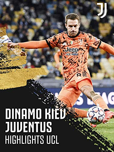Stagione 2020/21. Highlights UCL. Dinamo Kiev-Juventus