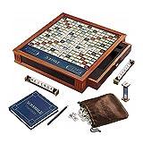 Scrabble Luxury Edition Board Game