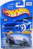 Hot Wheels 2001 First Editions Fright Bike No. 21/36 Collector #033 on Card Variation