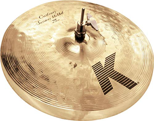 Zildjian K Custom Series - 14' Session Hi-Hat Cymbals - Pair