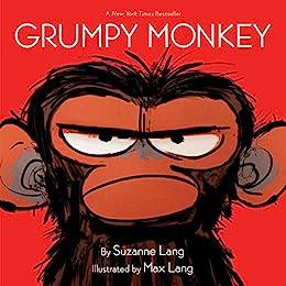 Grumpy Monkey by [Suzanne Lang, Max Lang]
