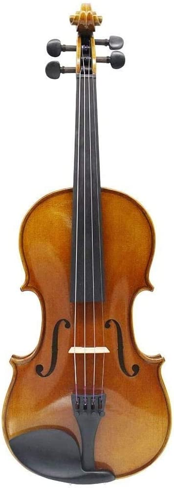 LIRONGXILY Acoustic Max 69% OFF Violin Fiddle Solid Sol Super sale Handmade Wood