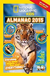 National Geographic Kids Almanac 2015 - Perfect for reluctant readers and one of our top 25 picks.