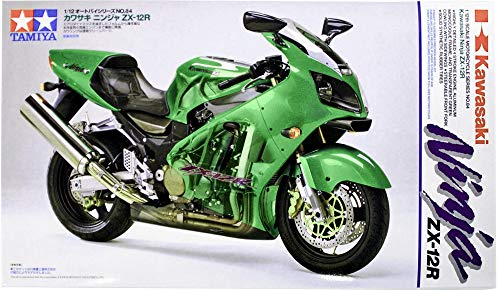 Tamiya 14084 - Kawasaki Ninja ZX-12R