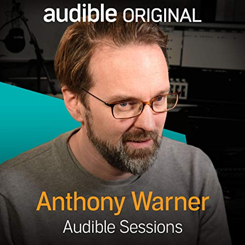 Anthony Warner audiobook cover art