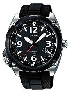 Casio Men's Watch MTF-E001-1AVEF (B002LAS040) | Amazon price tracker / tracking, Amazon price history charts, Amazon price watches, Amazon price drop alerts