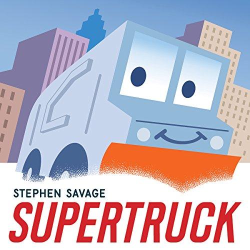 Supertruck audiobook cover art