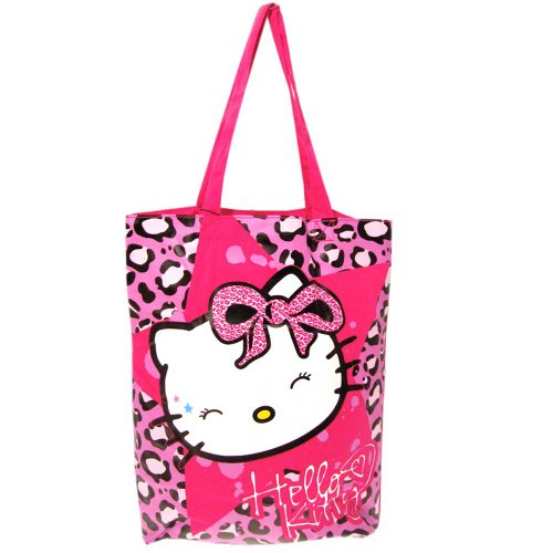 Hello Kitty Glam Kitty tote Bag by BB Designs