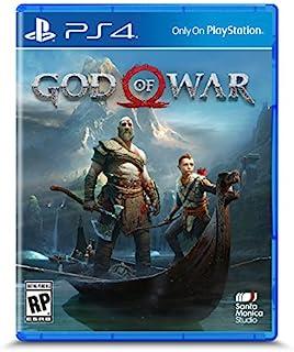 God Of War by Sony - Playstation 4 NTSC
