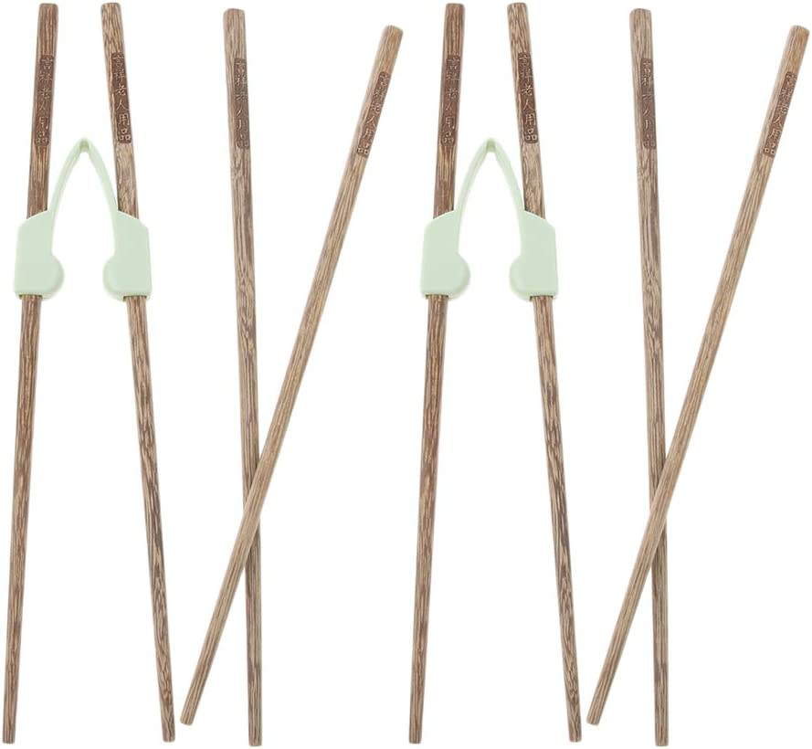 Pack of Max 57% OFF 2 Chopsticks Albuquerque Mall for Chi Training Brain Adults Children