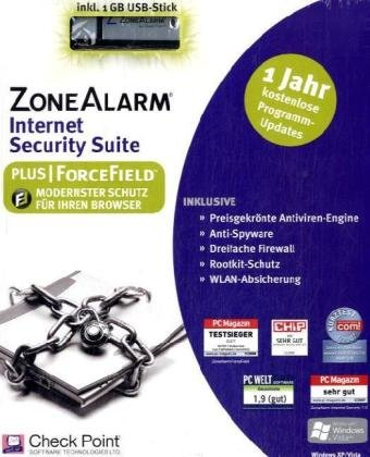ZoneAlarm Internet SecuritySuite plus ForceField