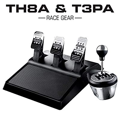 ACCESSOIRE GAMING THRUSTMAST TH8A & T3PA Race Gear