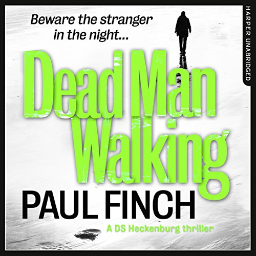 Dead Man Walking audiobook cover art