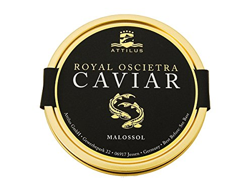 Attilus Kaviar Royal Oscietra Caviar (1000g)