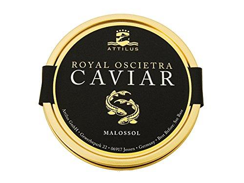 Attilus Caviar Royal Oscietra Caviar (1000g)