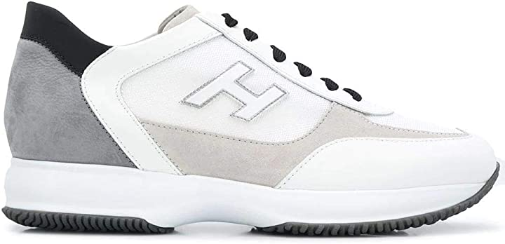 Scarpe hogan luxury fashion uomo hxm00n0q102n7150c4 bianco sneakers | B085J21QLX