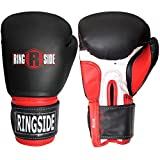 Best Heavy Bag Gloves - Ringside Pro Style Boxing Training Gloves Kickboxing Muay Review