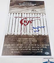 GARY MORGAN SIGNED CUJO 12X18 PHOTO MINI POSTER STEPHEN KING PROOF BAS H33908 AUTOGRAPH PROOF COA AUTOGRAPHED AUTOGRAPH