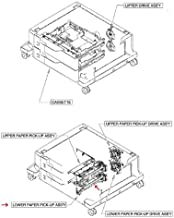 HP Inc. Lower Paper Pickup AssyRefurbished, RM1-2240-000CN-RFBRefurbished)
