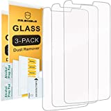 [3-PACK] - Mr.Shield For LG Stylo 3 [Tempered Glass] Screen Protector [0.3mm Ultra Thin 9H Hardness 2.5D Round Edge] with Lifetime Replacement