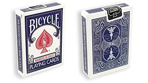 Jeu Bicycle Mandolin (Bleu)