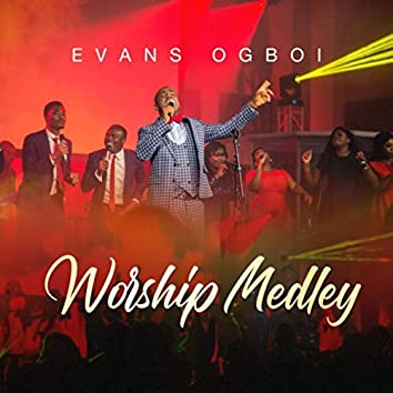 Worship Medley: Praise God from Whom All Blessings Flow / Praise the Everlasting King / You Deserve It All /We Are Here for You / You Are Worthy to Be Glorified / Jehovah You Are the Most High / You Are Wonderful (Live)