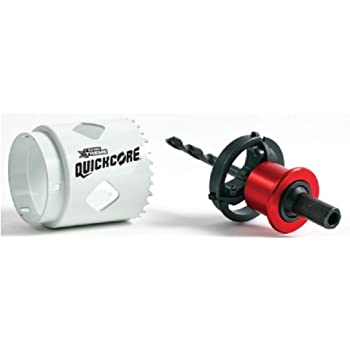 Quick Change 1 7//8 Depth of Cut Part E0100221 10X FASTER CORE EJECTION Disston QUICKCORE 4 1//4