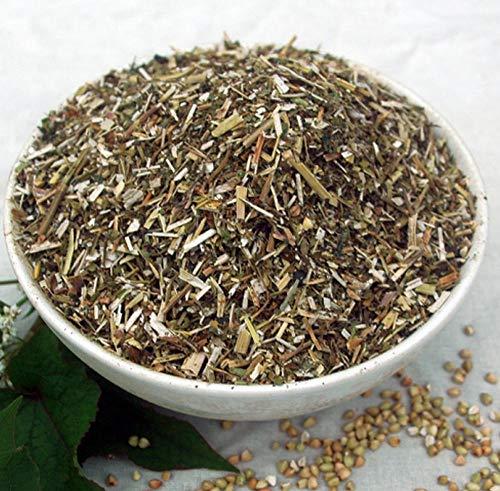 Krauterino24 - Buchweizenkraut geschnitten - Buchweizen Tee (500g)