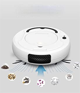 YOUNIU-Vacuum Cleaners Robot Aspiradora Inteligente de pie Multifuncional, 3-en-1 Auto Recargable seco h?medo Limpiador Barrido 1800Pa Ultraligero