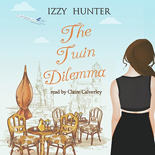 The Twin Dilemma audiobook cover art