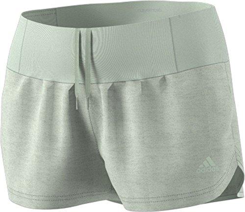 adidas Women's Running Supernova Glide Shorts, Linen Green, Small/2'